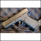 All New Glock 43X Black