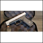 Glock 48 Silver Slide *FACTORY NEW*