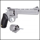 TAURUS 692069 MATTE STAINLESS 357 MAGNUM | 38 SPECIAL | 9MM