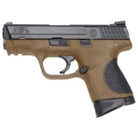 Smith & Wesson 10191 M&P 9 Compact Double 9mm Luger 3.5