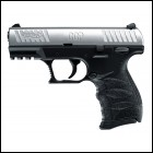 "Walther Arms 5080301 CCP 9mm Single 9mm 3.5"" 8+1 Integral Gr"