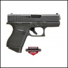 "FPA Close Out Sale!!! **NEW** Glock 43 USA 9MM 6+1 3.39"" 6+1 2 Mags 1 Flat Base & 1 With Finger Extension IS**NEW** (LIFETIME WARRANTY AVAILABLE & FREE LAYAWAY AVAILABLE) **NEW**"