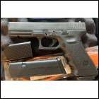 Glock G17 Gen3 New in Box. Two 17 Round Mags, Factory Case, Cleaning Kit, Loader CA OK