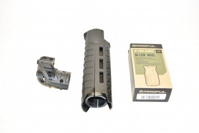 HAND GUARD/ 1 VERTICAL GRIP/ 1 LIGHT MOUNT