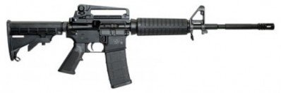 Smith & Wesson 11511 M&P15 with Carry Handle Semi-Automatic 223 Remington/5.56