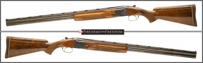 BROWNING SUPERPOSED BROADWAY TRAP  - SALT WOOD