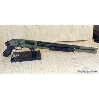 MOSSBERG MODEL 500A 12 GA SPECIAL PURPOSE WITH HEAT SHIELD