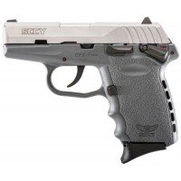 SCCY CPX1TTSG 9MM 3.1 CRB 10 GREY