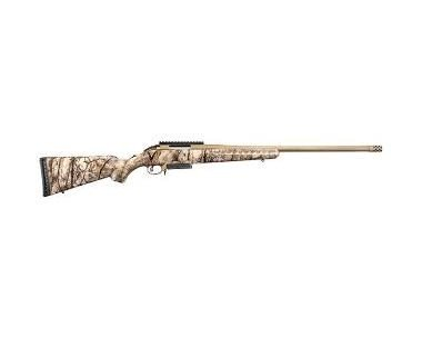 **NEW** Ruger American Rifle 450 Bushmaster Cerakote Bronze-Go Wild Camo I-M Brush 3+1 **NEW** (LIFETIME WARRANTY AVAILABLE & FREE LAYAWAY AVAILABLE) 112692811 **NEW**