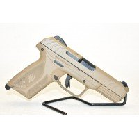 RUGER SECURITY9 9MM PARA