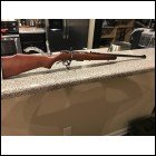 Marlin model 925 22 magnum Unfired wood stock mint