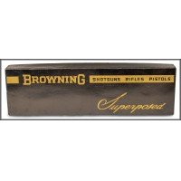 VINTAGE BROWNING SUPERPOSED (BOX ONLY)