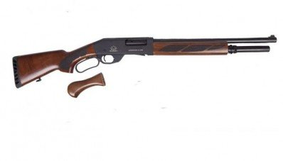"FPA Close Out Sale!!! **NEW** Black Aces Tactical Pro Series Lever Action Shotgun 12 Gauge 18.5"" Barrel Black Walnut Furniture 6+1 **NEW** (FREE LAYAWAY AVAILABLE) **NEW**"