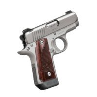 "Kimber Micro 380 ACP STS / Rosewood 2.75"" BRL"