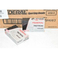 1 CASE 50 BOXES OF FEDERAL TACTICAL 12 GA 1 OZ RIFLED SLUG HP 2 ¾