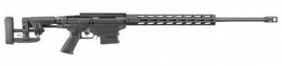Ruger 18029 Precision Rifle 6.5 Creedmoor 24 10+1