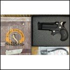 Brand Spanking New All Black Cobra .380acp  Double Barrel Derringer  **NOT CA LEGAL**  Factory 2nd