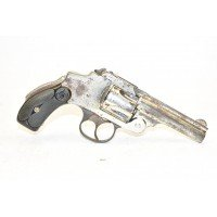S&W SAFETY HAMMERLESS .38 S&W
