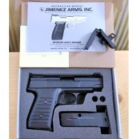 Brand New w/lifetime warranty Jimenez Arms all Blk 9mm 2mags Semi Auto Pistol ***Not CA Legal***