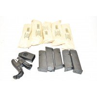 ASSORTED GLOCK MAGAZINES (9MM AND 40SW) (HIGH CAPACITY)