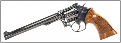 SMITH & WESSON K-22 MASTERPIECE MODEL 17-4  [22LR]