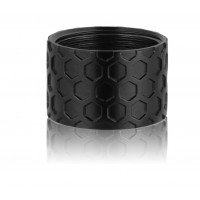 Backup Tactical Black Honeycomb Thread Protector for Threaded Barrel Pistol M16x1 LH Threads