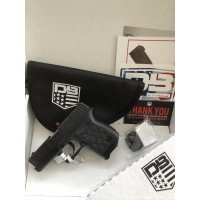 "Diamondback DB9 9mm 3"" Brl Black"