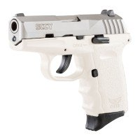 SCCY CPX-2 White Duo-Tone Stainless 9mm Pistol CPX2 Layaway Available