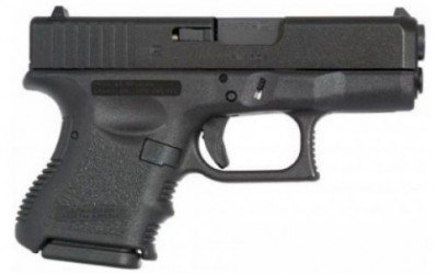 GLOCK 26 9MM 3.46 US MADE
