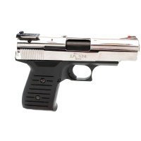Jimenez JA-Nine 9mm 2-Tone 9 mm Luger 2-Mags Black w/Polished Chrome Slide Layaway Available