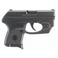 Ruger LCP .380 ACP 6+1 Viridian Laser Red