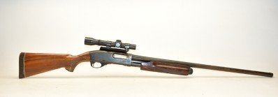 REMINGTON 12GA SHOTGUN