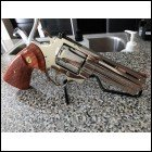 Colt Python nickel 357 possible unfired amazing shape 1978 rare