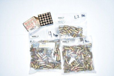ASSORTED 380ACP AND 9MM (TARGET AND DEFENSE)