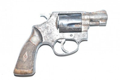SMITH & WESSON MODEL 30 .38 SPL