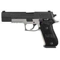 SIG SAUER 220R510RTASMSE P220 MATCH EL 10MM 5 Night Sights 2TONE