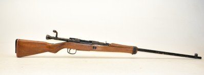 UNKNOWN BOLT ACTION RIFLE