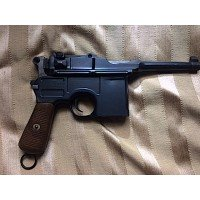 Mauser Oberndorf C 96 Bolo Broomhandle Pistol in immaculate condition.