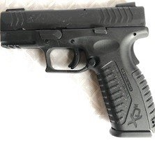 "Springfield Armory XDM-9mm 3.8"" 2 19 round magazines, with TruGlo Brite Sight"