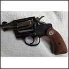 "1962 Colt Detective Special Revolver Mint Condition .38 Special 2"" Snubby 6-Shot"
