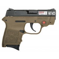 S&W .380 M&P BodyGuard FDE Integral Crimson Trace Laser 380 ACP CT Layaway Available