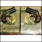 RARE Sequential Numbers! TWO Cobra Derringers .380 ACP Layaway Available