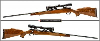 WEATHERBY MARK V – 300 WEATHERBY MAGNUM