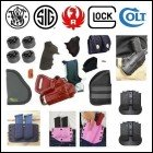 Colt Glock Ruger Sig Sauer S&W etc. Accessories Package ($100+ in Savings!)
