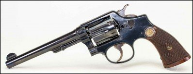 SMITH & WESSON  38 MILITARY & POLICE MODEL 1905, 4th CHANGE