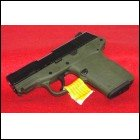 Kel-Tec PF9 Green Frame Blue Slide 7+1