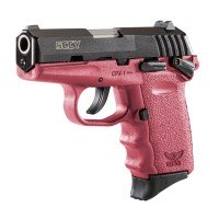 SCCY CPX-1 Crimson Red 9mm Luger Pistol CPX1 Layaway Available