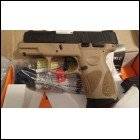 Taurus USA G2C 9mm Compact 12-Round FDE Frame Semi-Auto Ships in 1Day