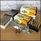 205 Rounds of 357 Magnum and 38 SPL - Winchester - Armscor- Magtech
