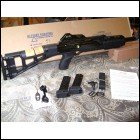"Hi Point Black Carbine 4095TS 10Rd .40 Cal. Mag 17.5"" Barrel - All Weather"